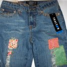sale Tractor Patchwork Jeans Girls size 10