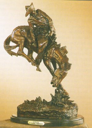 Outlaw by Frederic Remington