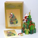 Hallmark Keepsake Christmas Ornament Club Exclusive The Opening Game 2005