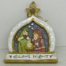 Christmas ornament Nativity Silent Night Kurt Adler