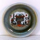 vintage Wade Ireland porcelain ring or pin dish small shamrock fireplace