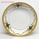 Vtg fruit bowl Royal Bayreuth ROB16 pattern porcelain small dessert Bavaria
