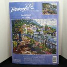 Counted Cross Stitch Kit Sunlit Stroll Candamar Designs Howard Behrens