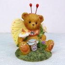 Cherished Teddies bear You're the Sweetest Thing to Ever Flutter By Avon 4005808 box 2007 Hillman