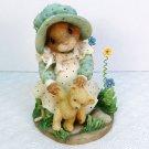 Enesco Mouse Tales A Child's Prayer Priscilla Hillman 204218 1996 box