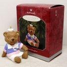Hallmark Christmas ornament Granddughter 1998 box