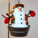 Hallmark Playful Snowman 1999