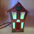 Hallmark Christmas ornament New Home 2004 lighting effect metal
