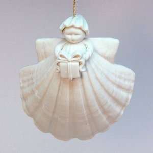 Vintage Margaret Furlong Christmas Ornament 3 Quot Angel With