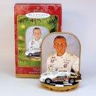 Hallmark Dale Jarrett NASCAR ornament QX15205 2001 Christmas UPS 88 car