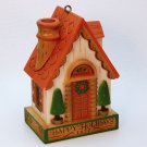 vtg Hallmark House ornament 1977 Yesteryears QX1702 Christmas