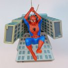 Hallmark Spiderman 2008 ornament QXI4281 Friendly Neighborhood Marvel