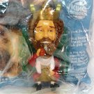 The Burger King holding football bobble head 2006 NFL Super Bowl XLI in package