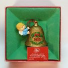 vtg A Christmas Melody 1980 ornament WWA Designers Collection angel bell