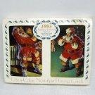 2 decks Coca Cola Nostalgia Playing Cards Santa Christmas Limited Edition 1993 new