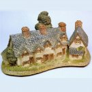Vintage David Winter Craftsmens Cottages 1985 John Hine Great Britain