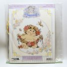 Dreamsicles counted cross stitch kit Spring Garland Leisure Arts 48003