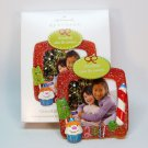 Hallmark 2011 Photo Frame Grandkids Christmas ornament QXG4069