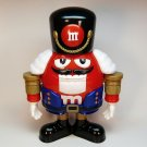 M&M Nutcracker candy dispemser Christmas holidays