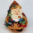 Crinkle Claus Santa Jolly St. Nick 659012 1995 Possible Dreams