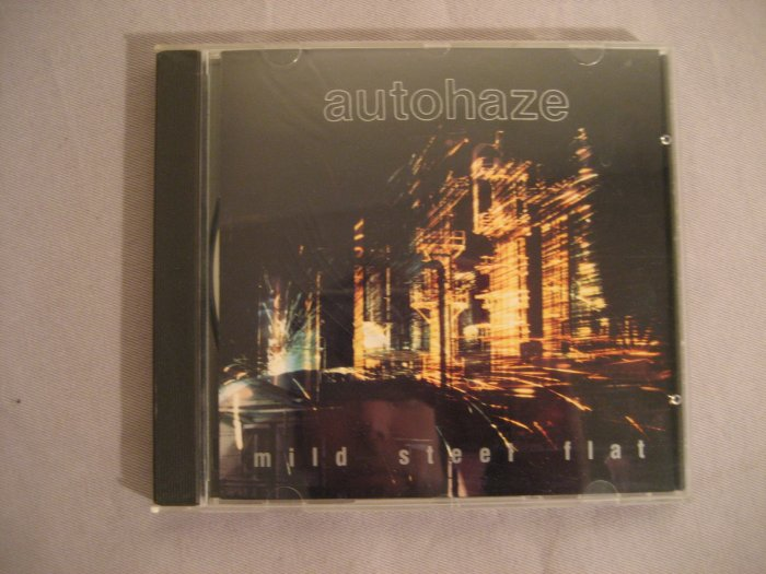 autohaze : mild steel flat CD 1992 summershine used mint