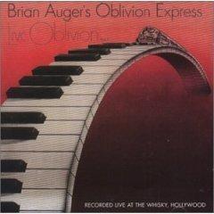 brian auger's oblivion express : live oblivion CD 2002 disconforme new
