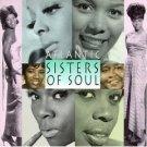 atlantic - sisters of soul CD 1992 rhino 23 tracks used mint