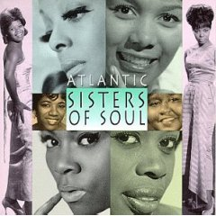 atlantic - sisters of soul CD 1992 rhino 23 tracks used mint