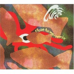 cure : close to me remix CD single 3 tracks used mint