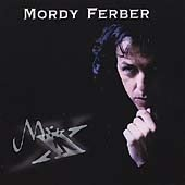 mordy ferber - Mr. X CD 2000 half note used mint
