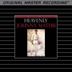 johnny mathis : heavenly CD MFSL used mint