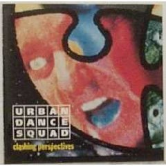 urban dance squad : Clashing Perspectives CD Ep 4 tracks 1991 arista used mint