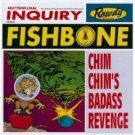 fishbone : Chim Chim's Badass Revenge CD 1996 rowdy used mint