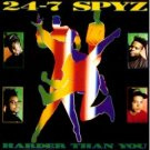 24-7 spyz : harder than you (CD, 1989 relativity, used, like new)