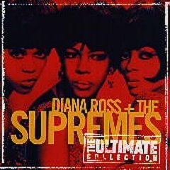 diana ross : ultimate collection CD 1997 motown used mint