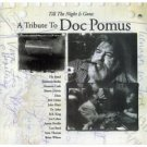 till the night is gone : a tribute to doc pomus CD 1995 rhino used mint