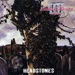lake of tears : headstones CD 1995 Black Mark used mint
