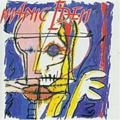 manic eden CD japanese import 1994 victor used mint no obi strip