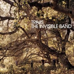 travis : invisible band (CD 2001 sony / BMG Direct, used mint)