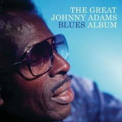 johnny adams : great johnny adams blues album CD 2005 rounder BMG Direct, used mint