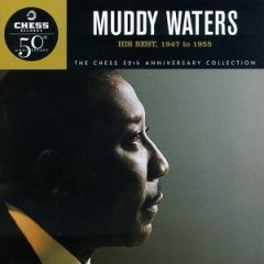 muddy waters - his best 1947 to 1955 CD 1997 MCA chess 20 tracks used mint