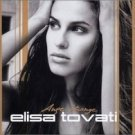 elisa tovati : ange etrange CD 2002 sony used mint