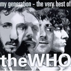 who : generation: very best of (CD 1996 MCA used near mint)