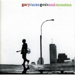 gary lucas : gods and monsters (CD 1992 enemy, used mint0