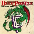 deep purple - battle rages on CD 1993 giant 10 tracks used mint