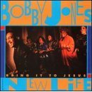bobby jones presents new life : bring it to jesus CD 1993 tyscot used mint