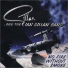 ian gillan : no fire without smoke (2CD 2000 UK import, used mint)