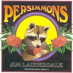 jim lauderdale : persimmons (CD 1996 upstart, used mint)