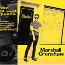 marshall crenshaw : 9 volt years (CD 1998 Razor & Tie, 15 tracks, used near mint)