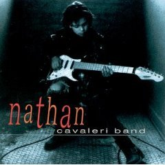 nathan cavaleri band : nathan (CD 1994 MJJ, used mint)